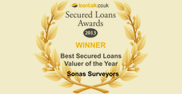 Secured Lender Awards Winner