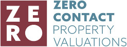 Zero contact property valuations